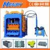 Máquina industrial do tijolo do material de construção Qt4-15 de Henry, bloco de cimento que faz a maquinaria de construção da máquina