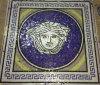 De Tegel van het Mozaïek van de Kunst van het Patroon van het Mozaïek van het Glas van de muurschildering (HMP761)