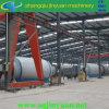Riciclaggio del dell'impianto di plastica di pirolisi