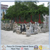China Granite Stone Outdoor Garden Sculpture with Different Kinds