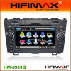 ホンダ新しいCrv (HM-8909G)のためのHifimax車DVD GPSのナビゲーション・システム
