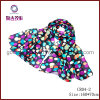 Polka DOT Chiffon Fabric Scarf (CR04-2)