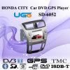 Joueur de la voiture DVD GPS pour la ville spéciale de Honda (SD-6052)