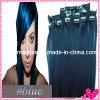 Зажим-в выдвижениях 8PCS человеческих волос (HN-C-002)