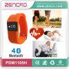 Pulsera elegante del perseguidor de múltiples funciones del deporte con el monitor del ritmo cardíaco
