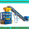 Máquina de fatura de tijolo Qt4-24 em Cambodia