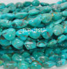 Turquoise Nugget Bead