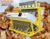 Trieuse de couleur de CCD de grain de noix de fabrication de Vsee Anhui