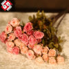 Faux artificial Silk Highquality Rose Flower para Flower Arrangement Valentine Gifts