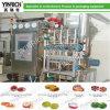 Totalmente Automático Completo PLC Control de Hard Candy línea de depósito ( GD450 )
