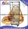 Het het hete Karretje van het Dienblad van het Roestvrij staal van de Verkoop/Rek van de Keuken/het Karretje van de Bakkerij