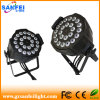De Disco Stage PAR64 van Por 24*10W RGBW 4in1 LED