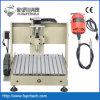 CNC che macina CNC acrilico del tornio che intaglia la macchina per incidere