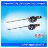 Soem-Zubehör-klassische weiche/emaillieren stark langes Pole-Metallbookmark