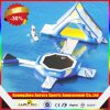 Inflatable personalizzato Floating Water Park con Factory Lower Price