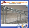 5mm galvanizados Wire Diameter Chain Link Fence
