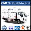 Isuzu 4*2 5 톤 냉각 트럭