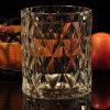 37oz grand verre de bougie de diamant