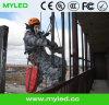 Im Freien wasserdichter Video LED-Bildschirmanzeige-Einbau