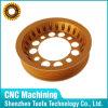 Обслуживание CNC стального алюминия металла обслуживания CNC подвергая механической обработке филируя подгоняло шкив установленный для частей автомобиля