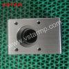 La macchina poco costosa di CNC parte i pezzi meccanici alluminio anodizzati il nero