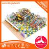 Labyrinthe d'intérieur de glissière de cour de jeu de jouet en plastique d'enfants