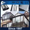 Privatleben-Schutz Anti-Wärme dekorativer anhaftender Fenster-Wohnfilm