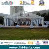 La tenda della tenda foranea di cerimonia nuziale del partito con la tenda, lusso ha decorato la tenda da vendere