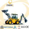 Chargeur d'excavatrice de XCMG de la capacité du seau 1m3 (WZ30-25)