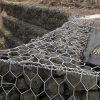 Cesta galvanizada revestida PVC quente de Gabion da alta qualidade da venda