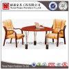 ベニヤのオフィス用家具の木の会合の会議の席(NS-SL137)
