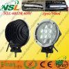 Entrée de C.C de Multivoltage 10-80V 7 lumière d'entraînement du CREE 60W 12LEDs de pouce, lumière de travail de LED avec la qualité