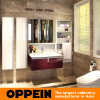 Oppein Europe Style Customized Wooden Bathroom Vanity Cabinet (OP15-202A)