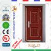 高いコストパフォーマンスの金属の外部の機密保護の鋼鉄ドア(BN-ST169)