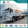 Sinotruk HOWO 8X4 Truck Mounted Crane XCMG 12t