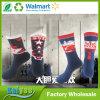 直接中国のソックスの工場汗屋外のフットボールはソックスを遊ばす