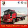 FAW 6X4 Oil/Fuel Tanker Truck with 23000liter Tanker