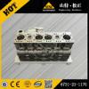 PC200-7 Teil-Zylinderblock 6731-21-1170