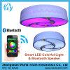 Ventes chaudes légères de nouveau produit du haut-parleur LED de Bluetooth