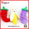 Juguete creativo de encargo de las frutas del vehículo de la felpa