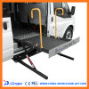 ヴァンおよびMinibuswith Loading Capacity 350kgのためのセリウムScissorおよびHydraulic Wheelchair Lift