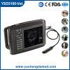 Ultrasonido aprobado de Palmtop Digital del Ce de Ysd3100-Vet
