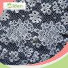 Tissu matériel de lacet de Nonelastic de nylon français du lacet 100 de configuration de réseau