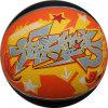 Basket-ball en caoutchouc de sept tailles (XLRB-00336)