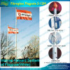 Fibre de verre Polonais de Polonais de drapeau de 12 mètres pour les drapeaux de bannière (M-NF31P05002)