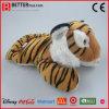 Tigre realista del juguete del animal relleno de la felpa de ASTM