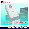Sip-Telefon PSTN-TelefonKnzd-36 Cleanroom-Telefon-Fieberhitze-Montage