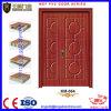 Puerta de madera de la casa del PVC de la madre y del hijo de la alta calidad