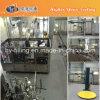 Machine de remplissage de bière de bidon en aluminium