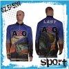 Chemises libres de pêche de tournoi de modèle de professionnel (F004)